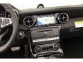Controls of 2018 SLC 300 Roadster