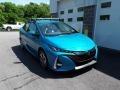 Blue Magnetism 2018 Toyota Prius Prime Advanced