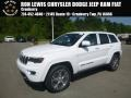 Bright White 2018 Jeep Grand Cherokee Limited 4x4 Sterling Edition