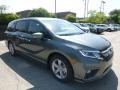 Front 3/4 View of 2019 Odyssey EX