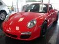 Guards Red - 911 Carrera Coupe Photo No. 1