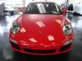 Guards Red - 911 Carrera Coupe Photo No. 2