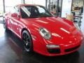 Guards Red - 911 Carrera Coupe Photo No. 3