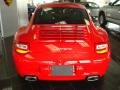 Guards Red - 911 Carrera Coupe Photo No. 6