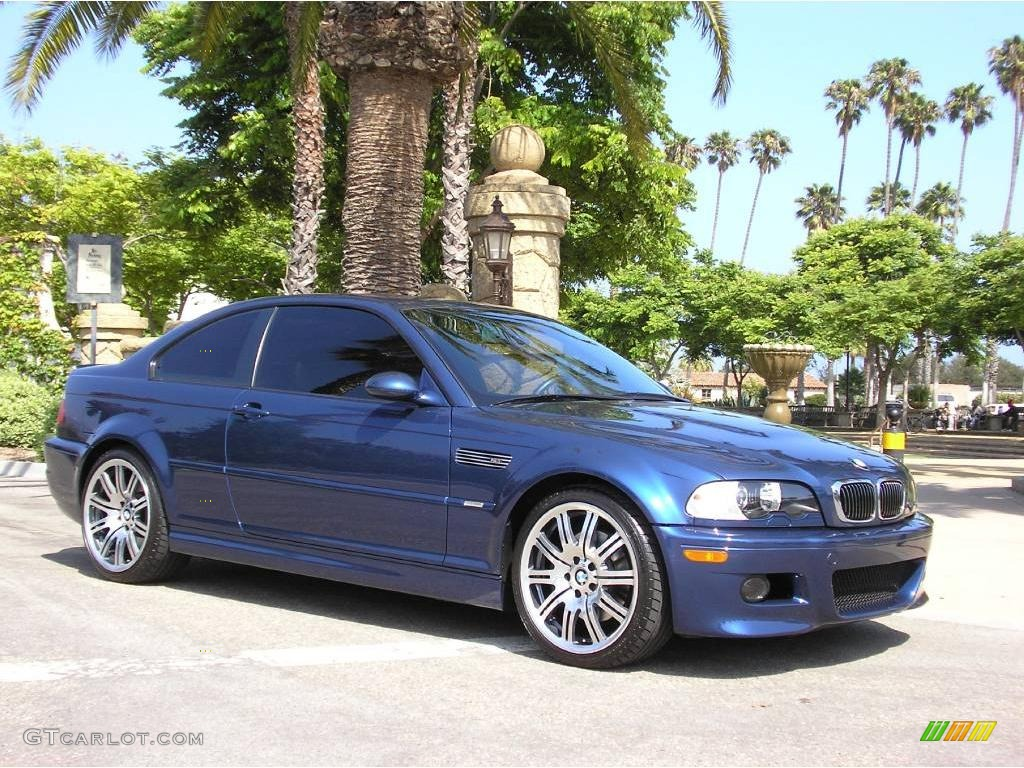 2004 mystic blue metallic bmw m3 coupe 12731424. Black Bedroom Furniture Sets. Home Design Ideas