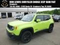 2018 Hypergreen Jeep Renegade Latitude 4x4  photo #1