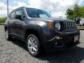 2018 Granite Crystal Metallic Jeep Renegade Latitude 4x4  photo #1