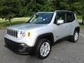 Front 3/4 View of 2018 Renegade Limited 4x4