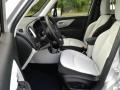 2018 Renegade Limited 4x4 Black/Ski Grey Interior