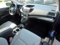 2015 Obsidian Blue Pearl Honda CR-V LX AWD  photo #12