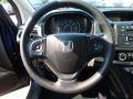 2015 Obsidian Blue Pearl Honda CR-V LX AWD  photo #21