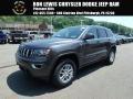 Granite Crystal Metallic 2018 Jeep Grand Cherokee Laredo 4x4