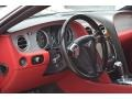 Dashboard of 2013 Continental GTC V8