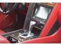 Controls of 2013 Continental GTC V8