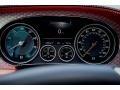 2013 Continental GTC V8   Gauges