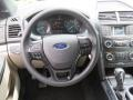 Medium Stone Steering Wheel Photo for 2018 Ford Explorer #127380932