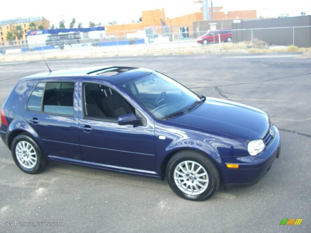 2004 indigo blue metallic volkswagen golf gls tdi 4 door 12727005 photo 49. Black Bedroom Furniture Sets. Home Design Ideas