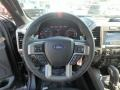 2018 F150 SVT Raptor SuperCab 4x4 Steering Wheel