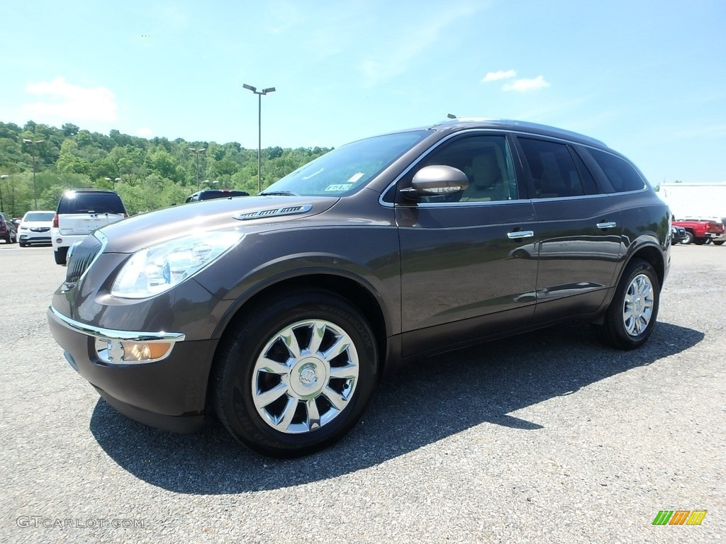 2012 Enclave AWD - Cocoa Metallic / Cashmere photo #1