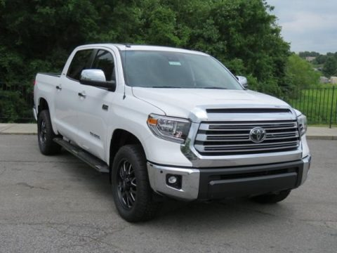2018 Toyota Tundra Limited CrewMax 4x4 Data, Info and Specs