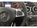 2018 GLC AMG 43 4Matic Coupe Steering Wheel