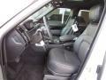 Ebony Interior Photo for 2018 Land Rover Range Rover #127421237