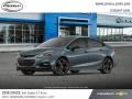 Graphite Metallic 2018 Chevrolet Cruze LT