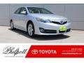 Classic Silver Metallic 2012 Toyota Camry SE
