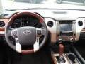 1794 Edition Black/Brown Dashboard Photo for 2018 Toyota Tundra #127470501
