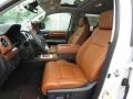1794 Edition Black/Brown Front Seat Photo for 2018 Toyota Tundra #127470555