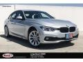 Glacier Silver Metallic 2018 BMW 3 Series 320i Sedan