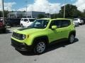 2018 Hypergreen Jeep Renegade Latitude  photo #1