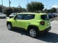 2018 Hypergreen Jeep Renegade Latitude  photo #3