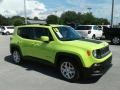 2018 Hypergreen Jeep Renegade Latitude  photo #7