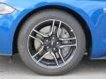 2018 Lightning Blue Ford Mustang GT Fastback  photo #4