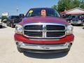 2006 Flame Red Dodge Ram 1500 SLT Mega Cab 4x4  photo #3