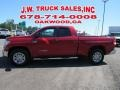 Radiant Red - Tundra SR5 Double Cab Photo No. 2