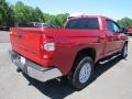 Radiant Red - Tundra SR5 Double Cab Photo No. 8