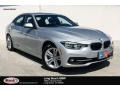 Glacier Silver Metallic 2018 BMW 3 Series 328d xDrive Sedan