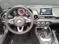 Dashboard of 2018 124 Spider Abarth Roadster