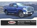 2015 Blue Ribbon Metallic Toyota Tundra Limited CrewMax 4x4 #127520793