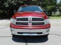 2011 Deep Cherry Red Crystal Pearl Dodge Ram 1500 Big Horn Crew Cab 4x4  photo #3