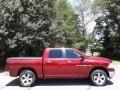 2011 Deep Cherry Red Crystal Pearl Dodge Ram 1500 Big Horn Crew Cab 4x4  photo #5