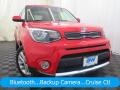 Inferno Red 2017 Kia Soul +