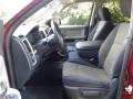 2011 Deep Cherry Red Crystal Pearl Dodge Ram 1500 Big Horn Crew Cab 4x4  photo #10