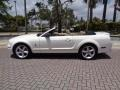 2007 Performance White Ford Mustang V6 Premium Convertible  photo #3