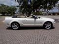 2007 Performance White Ford Mustang V6 Premium Convertible  photo #11