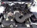 2007 Performance White Ford Mustang V6 Premium Convertible  photo #19