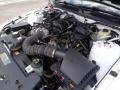 2007 Performance White Ford Mustang V6 Premium Convertible  photo #63