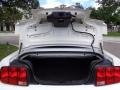 2007 Performance White Ford Mustang V6 Premium Convertible  photo #66